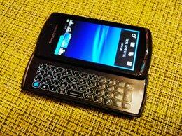 Мобильные телефоны - Sony Ericsson Vivaz pro U8i Black 3G РосТест, 0