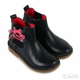 Сапоги, полусапоги - Ботинки Billieblush для девочек, размер 33, 0