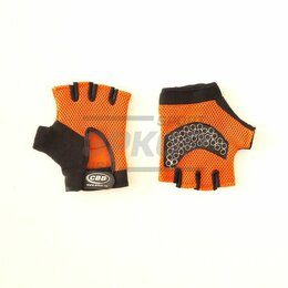 Аксессуары - Перчатки для фитнеса СВВ/Velo сетка оранж (х5), 0