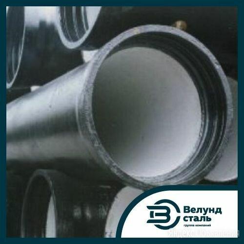 Труба чугунная напорная ВЧШГ 1000х13.5х5800 1.6 Мпа RJS по цене 175725₽ - Дымоходы, фото 0