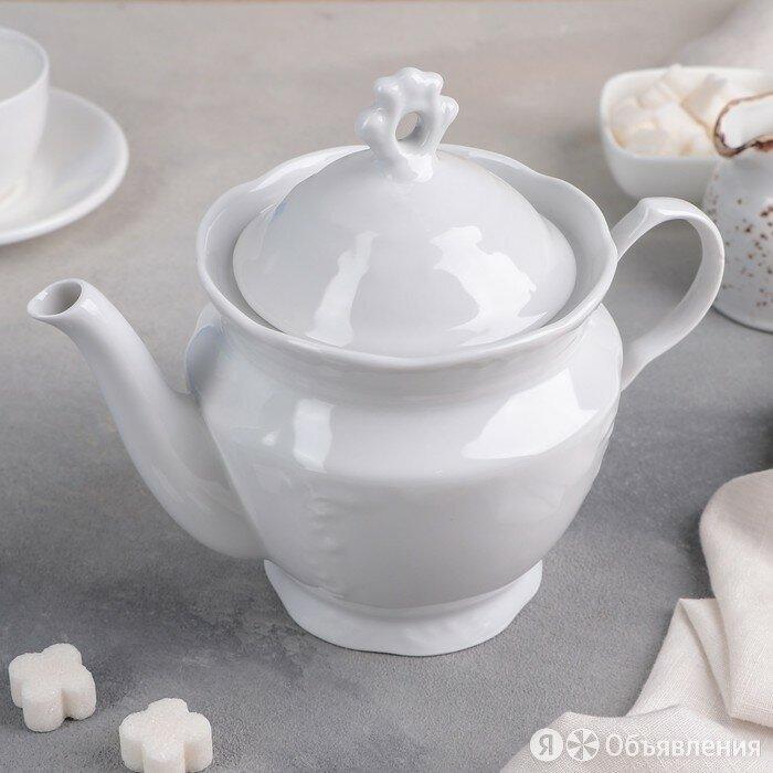 Чайник «Надежда», 800 мл по цене 838₽ - Заварочные чайники, фото 0