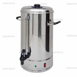 Кофеварки и кофемашины - GASTRORAG Кипятильник-кофеварочная машина GASTRORAG DK-CP-10A, 0
