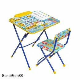 Столы и столики - Комплект детской мебели КУ1/11 Первоклашка от 3 до 7 лет, 0