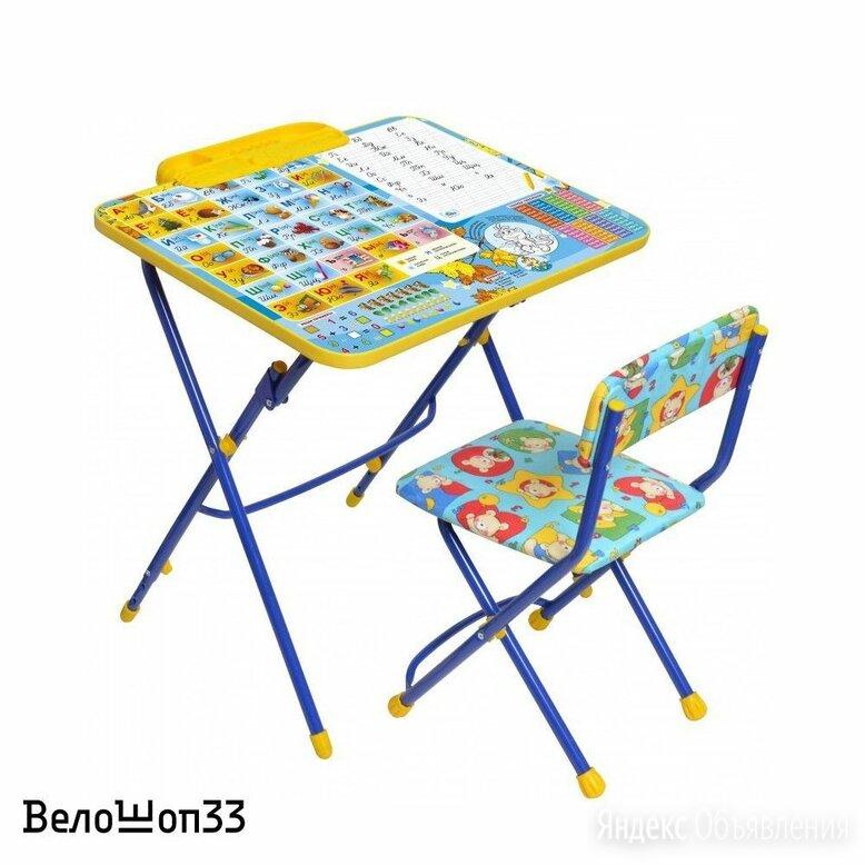 Комплект детской мебели КУ1/11 Первоклашка от 3 до 7 лет по цене 1750₽ - Столы и столики, фото 0