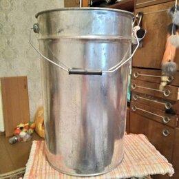 Баки - Бак нержавеющая сталь, диаметром 40 см, объемом 50л, 0