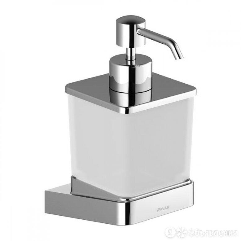Дозатор для жидкого мыла Ravak TD 231 по цене 5428₽ - Бытовая химия, фото 0