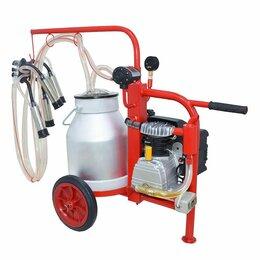 Товары для сельскохозяйственных животных - Доильный агрегат Аксинья 1М (МДУ) для КРС масляного типа, 0