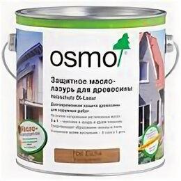 Масла и воск - Osmo Защитное масло-лазурь для древесины holzschutz ol-lasur , 0