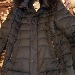 Пуховики - Пуховик мужской, новый фирменный 54 размера., 0