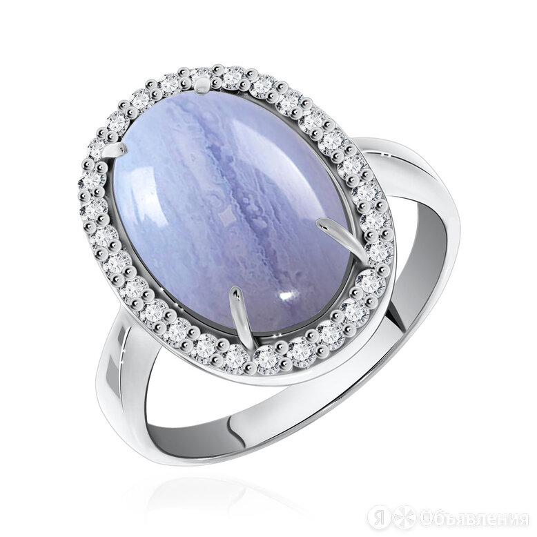 1340390253-84 Кольцо (Ag 925) (18.0) по цене 4054₽ - Кольца и перстни, фото 0