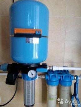Фильтры, насосы и хлоргенераторы - Система подачи И фильтрации воды гидроаккумулятор, 0