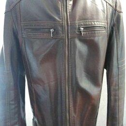 Куртки - куртка мужская экокожа Турция, 0