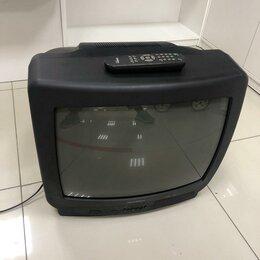 Телевизоры - Цветной телевизор Goldstar CF-20E20B, 0