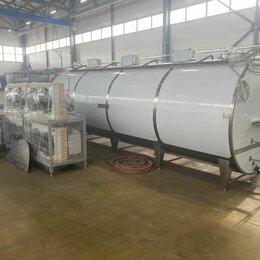 Прочее оборудование - Термос горизонтальный цилиндрический (стационарный) 12 000л., 0