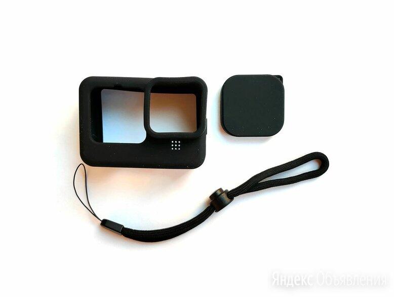 Силиконовый чехол для GoPro 9 по цене 350₽ - Аксессуары для экшн-камер, фото 0