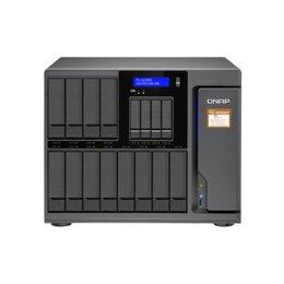 Сетевые накопители - Сетевое хранилище QNAP TS-1635AX-8G, 0