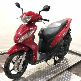 Мото- и электротранспорт - Скутер Honda Dio 110 (2011 г.в.) , 0