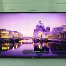 "Телевизоры - 43"" 4K LED Smart TV LG 43UJ634V экран, 0"