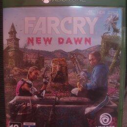 Игры для приставок и ПК - Far cry new dawn xbox one диск, 0