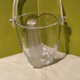 Аксессуары - Ведёрко для льда 90 г.(стекло), 0