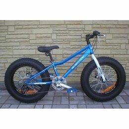 Велосипеды - Фэт-байк black one monster 26 d, 0
