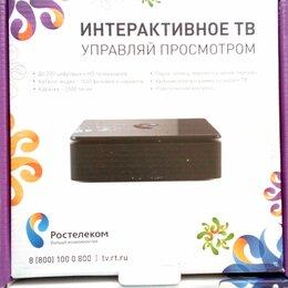 ТВ-приставки и медиаплееры - Приставка Ростелеком IPTV HD mini ревизия C4, 0