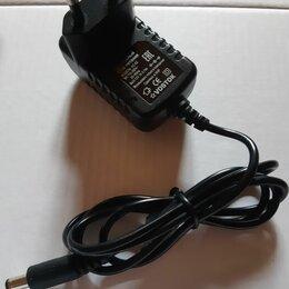 Зарядные устройства и адаптеры питания - Блок питания 5в 1а импульсный штекер 5.5х2.1, 0