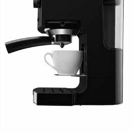 Кофеварки и кофемашины - Рожковая кофеварка Скарлетт, 0