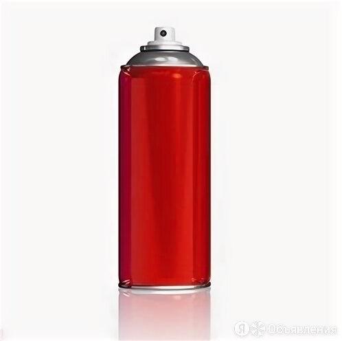 Краска аэрозольная красный (3020) по цене 400₽ - Краски, фото 0