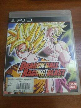 Игры для приставок и ПК - Игра dragon ball: raging blast (ps3) , 0