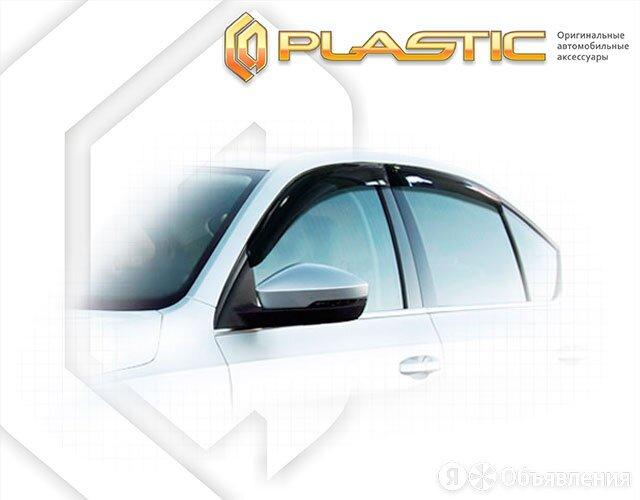 Дефлекторы окон (Classic полупрозрачный) Skoda Octavia 2017 - г.в. СА Пластик... по цене 2640₽ - Кузовные запчасти, фото 0