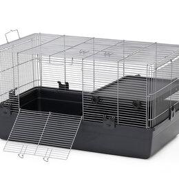 Клетки и домики  - N1 Клетка для грызуна, 84*48,5*45, прямоугольная, 0