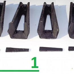 Комплектующие - Ножки для чугунной ванны с клиньями ОРИГИНАЛ, 0