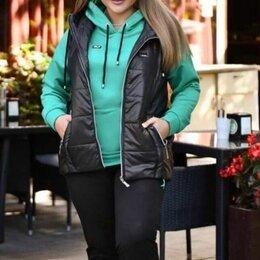 Спортивные костюмы - Женский тёплый спорт костюм 3-ка р-ры 448-60, 0