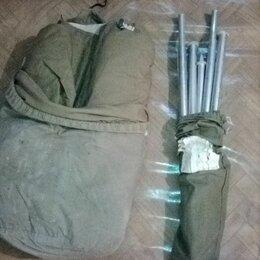 Палатки - Палатка советская брезентовая, 0