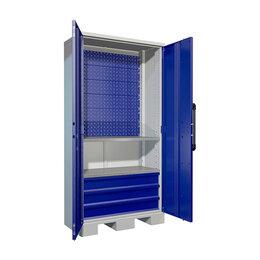 Шкафы для инструментов - Шкаф инструментальный AMH TC 062030, 0