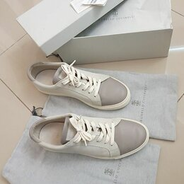 Кроссовки и кеды - Brunello Cucinelli кеды кроссовки оригинал, 0