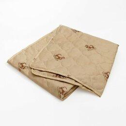 """Наматрасники и чехлы для матрасов - Наматрасник Адамас """"Овечья шерсть"""", размер 180х200 см, полиэстер, пакет, 0"""