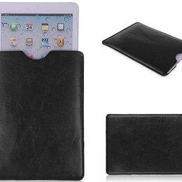 Чехлы для планшетов - Чехол вертикальный Clever для Apple iPad 2/3/4 кожа/черный, 0