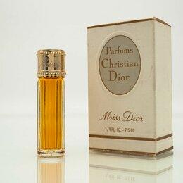 Парфюмерия - Miss Dior (Christian Dior) духи 7,5 мл ВИНТАЖ, 0