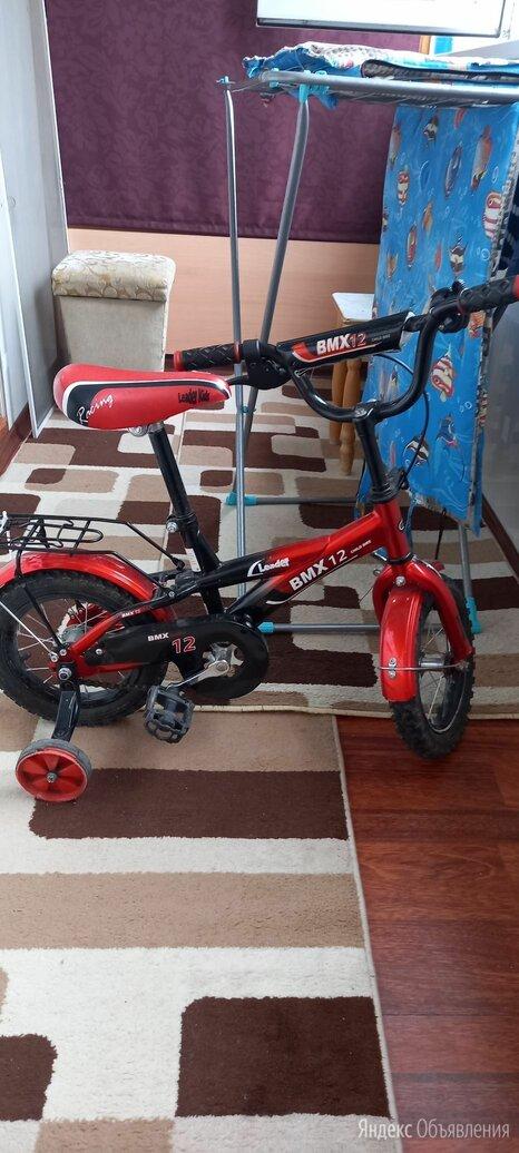 B'twin велосипеды детские красный по цене 1700₽ - Велосипеды, фото 0
