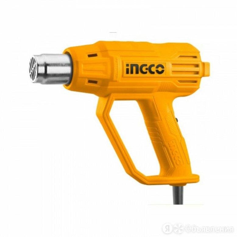 Строительный фен INGCO INDUSTRIAL по цене 1555₽ - Строительные фены, фото 0