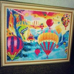 """Картины, постеры, гобелены, панно - Алмазная мозайка """" Воздушные шары"""", 0"""