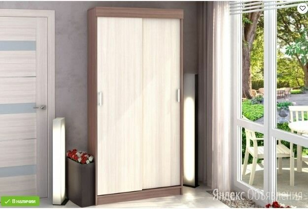 Шкаф купе-евро по цене 6090₽ - Шкафы, стенки, гарнитуры, фото 0