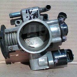 Двигатель и топливная система  - Дросельная заслонка (М/Т) - Chevrolet Aveo ) 2002-2011 | T250, F14D3, 0