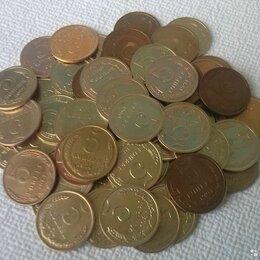 Монеты - 5 копеек СССР - 1961-1991 гг - для погодовки, 0