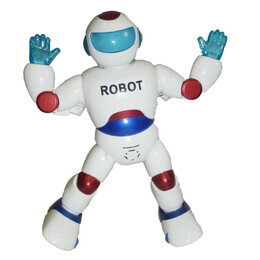 Автокресла - Игр. Робот Big 3D 3995B, 0