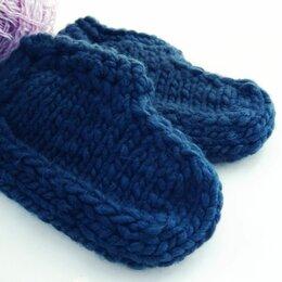 Носки - Бесшовные носочки из мягкой перуанской пряжи, 0