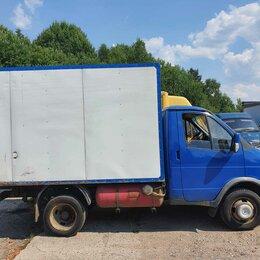 Спецтехника и навесное оборудование - Газель 3302 изотерма ГАЗ+бензин, 0