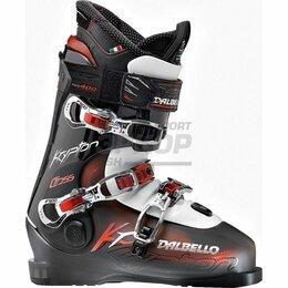 Ботинки - Ботинки горнолыжные Dalbello Krypton Gross ID Steel серо-чёрн разм 27,5/42,5, 0